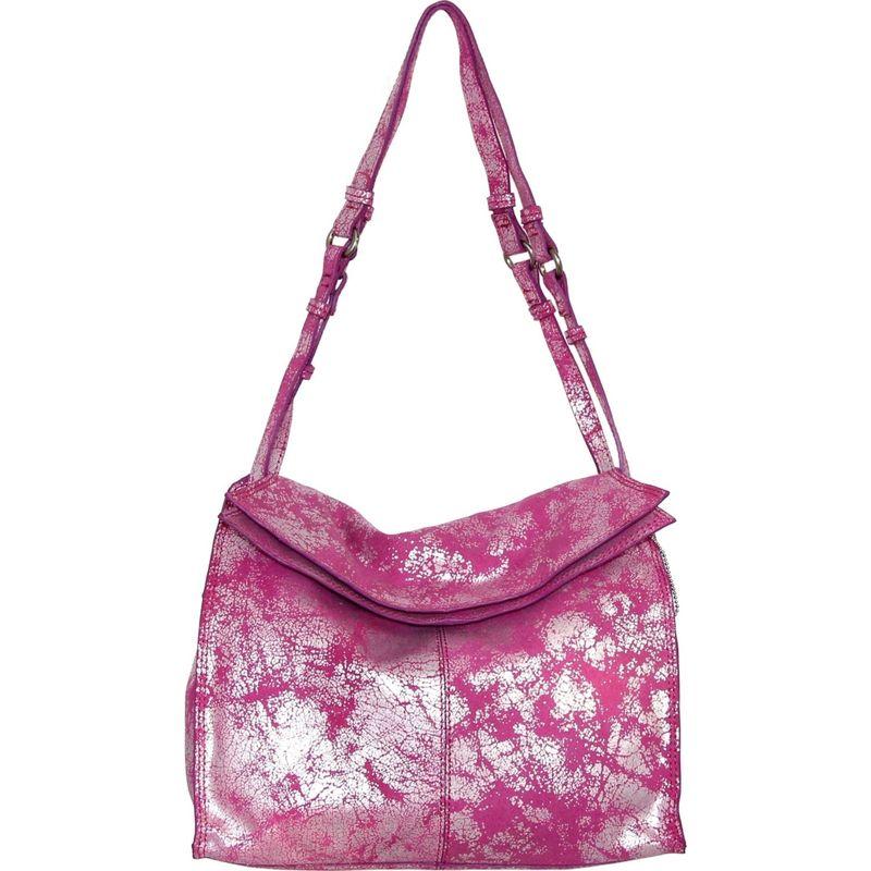 ニノボッシ メンズ ハンドバッグ バッグ Kyleigh Shoulder Bag Fuchsia