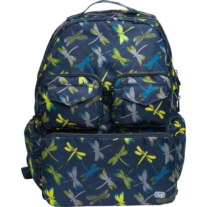 ラグ メンズ スーツケース バッグ Puddle Jumper Packable Backpack Dragonfly Multi