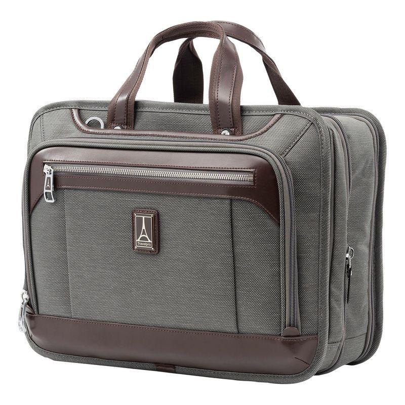トラベルプロ メンズ スーツケース バッグ Platinum Elite Expandable Business Brief Vintage Grey