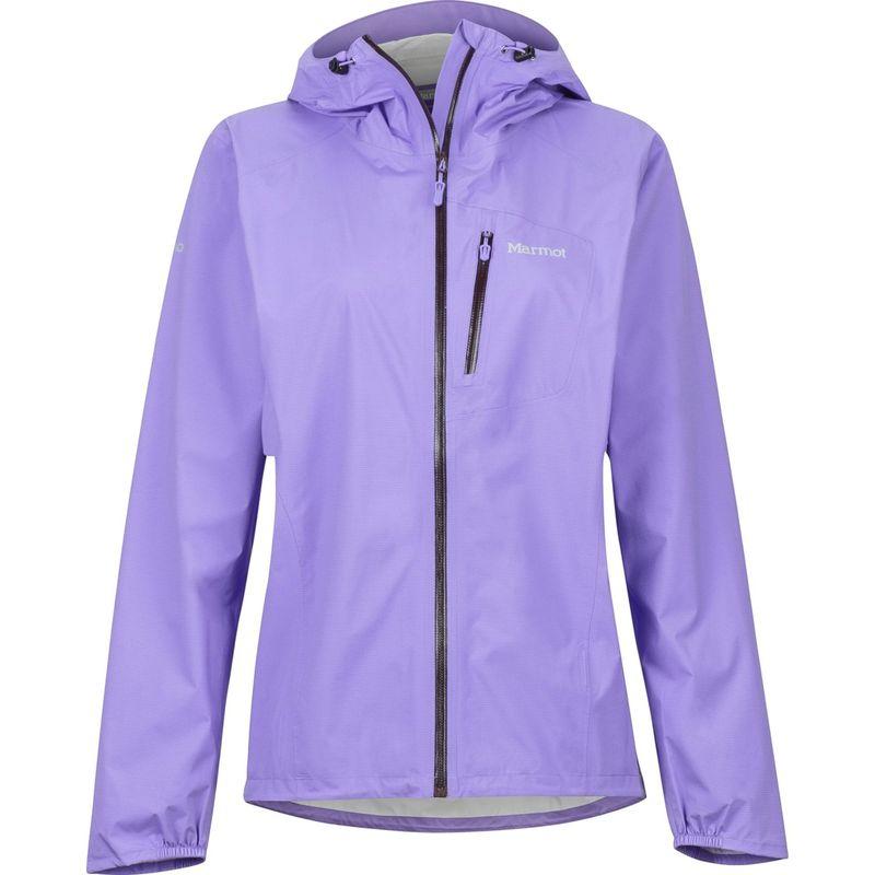 マーモット レディース ジャケット・ブルゾン アウター Womens Essence Jacket XS - Paisley Purple
