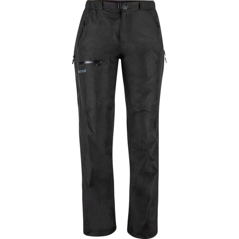 マーモット レディース カジュアルパンツ ボトムス Womens Eclipse Pant XS - Black