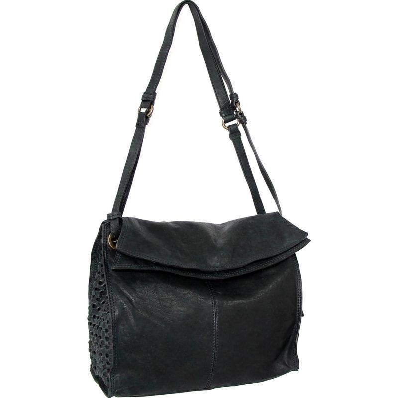 ニノボッシ メンズ ショルダーバッグ バッグ Briella Shoulder Bag Black