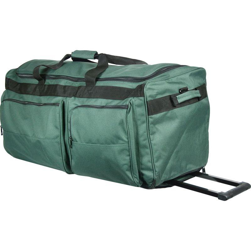 ネットパック メンズ スーツケース バッグ 40 General Duty Wheeled Duffel Green