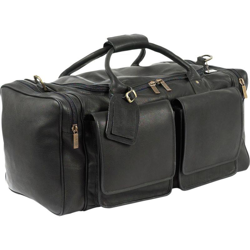 クレアーチャイス メンズ スーツケース バッグ Hampton's 20 Duffel Black