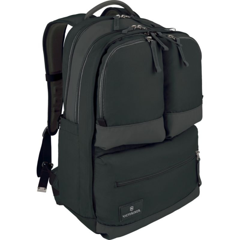 ビクトリノックス メンズ スーツケース バッグ Altmont 3.0 Dual-Compartment Laptop Backpack Black