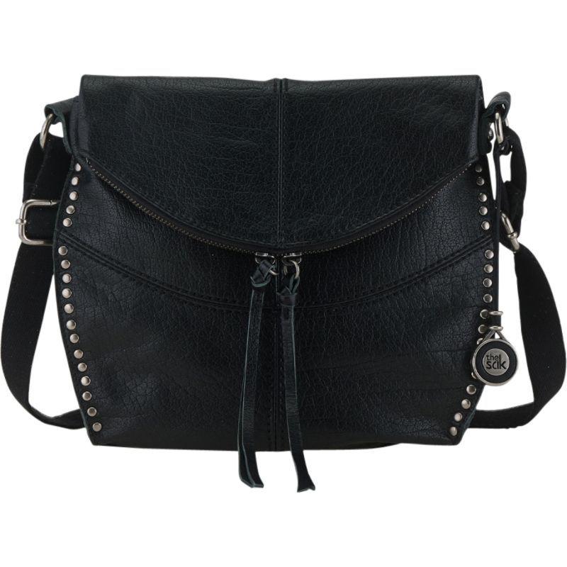 ザサック メンズ ボディバッグ・ウエストポーチ バッグ Crossbody Silverlake ザサック Crossbody Bag バッグ Black, 【メーカー公式ショップ】:92bac5b3 --- bistrobla.se