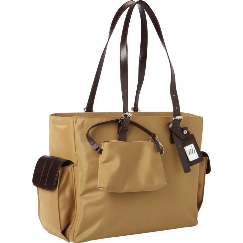 ウーメンインビジネス レディース スーツケース バッグ 14 Slim Liberator Notebook Case Tan