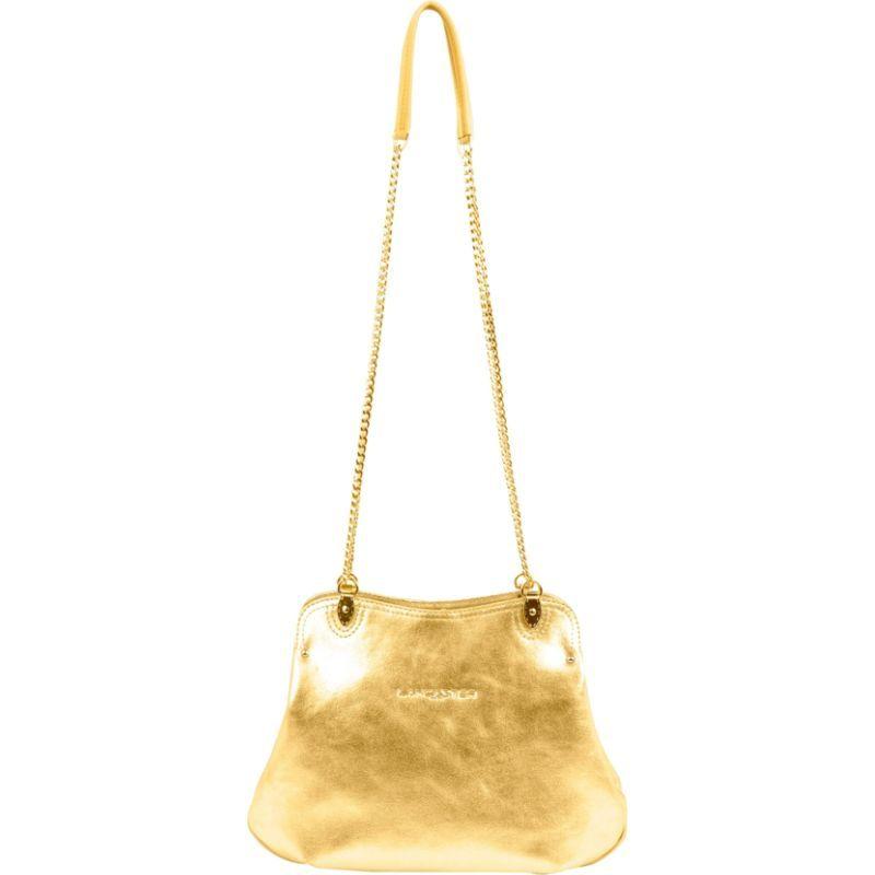 ランキャスターパリ メンズ ショルダーバッグ バッグ Ines Coin Pocket Bag Gold/Doree'