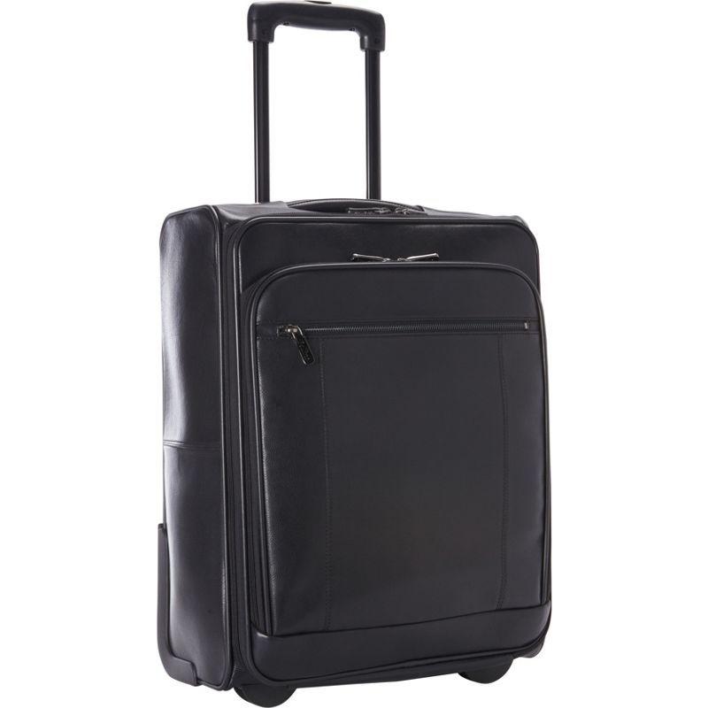 グッドホープバッグ メンズ スーツケース バッグ The Precision Leather 20 Computer/Tablet Carry-On Black