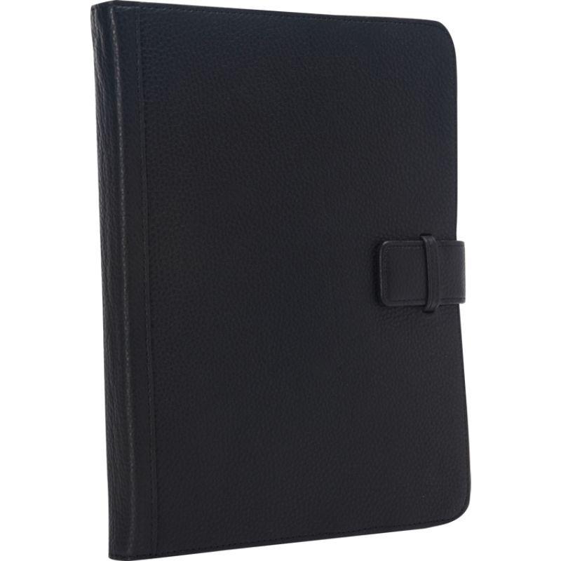 グッドホープバッグ メンズ PC・モバイルギア アクセサリー Universal Leather Tablet Case Black