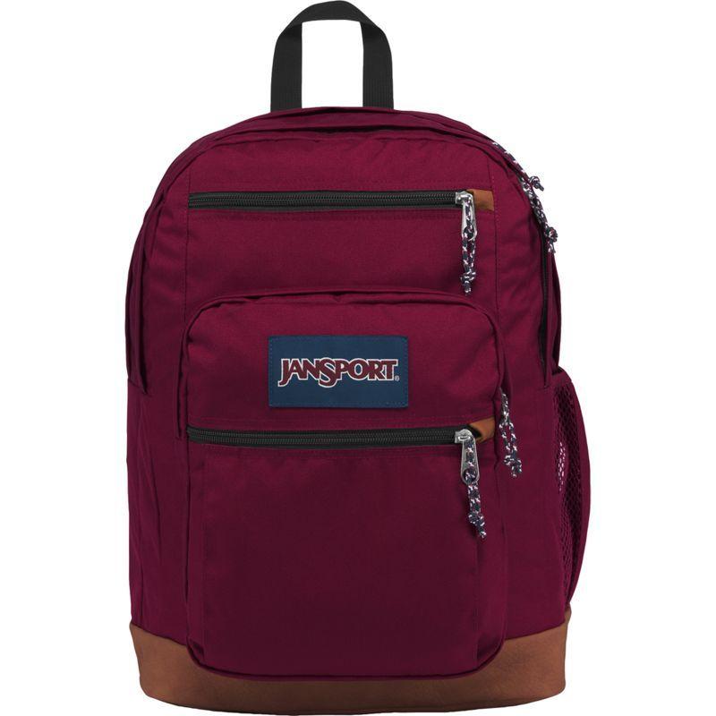 ジャンスポーツ メンズ バックパック・リュックサック バッグ Cool Student Backpack Russet Red