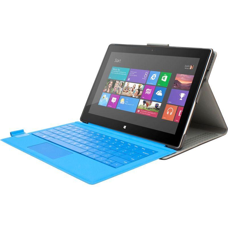 エムエッジ メンズ PC・モバイルギア アクセサリー Microsoft Surface Pro 4 Sneak Shell Black