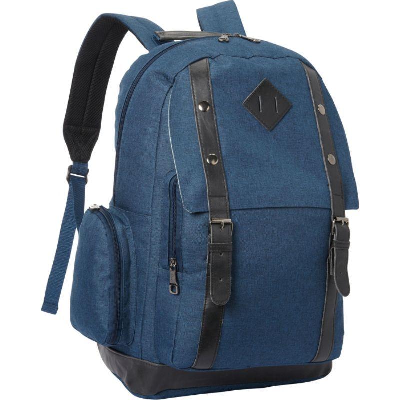 ベリノ メンズ バックパック・リュックサック バッグ Empire Backpack Blue