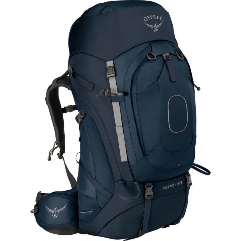オスプレー メンズ バックパック・リュックサック バッグ Xenith 88 Backpack Discovery Blue XL