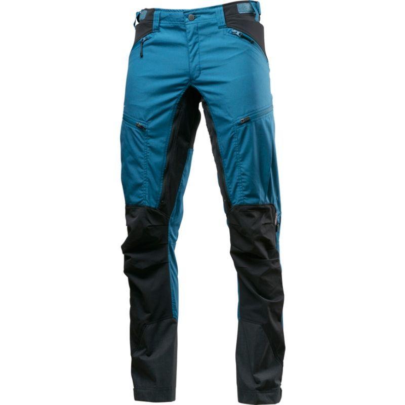 ランドハグス メンズ カジュアルパンツ ボトムス Makke Mens Pant Dark Blue