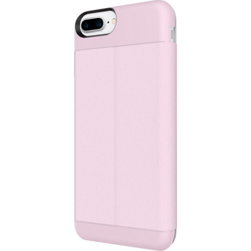 インシピオ メンズ PC・モバイルギア アクセサリー Wallet Folio for iPhone 7 Plus Pink