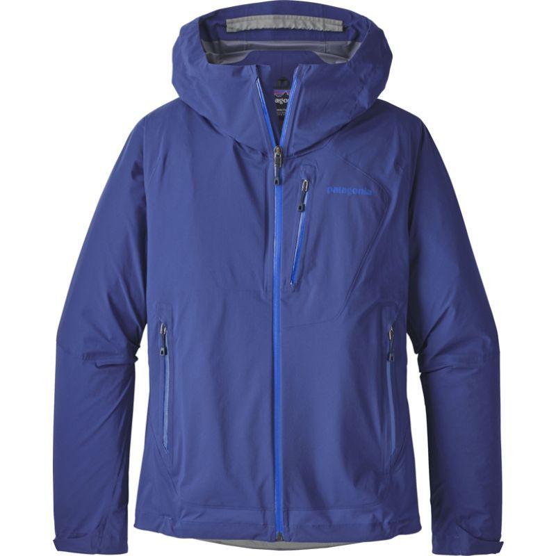 パタゴニア レディース ジャケット・ブルゾン アウター Womens Stretch Rainshadow Jacket Cobalt Blue