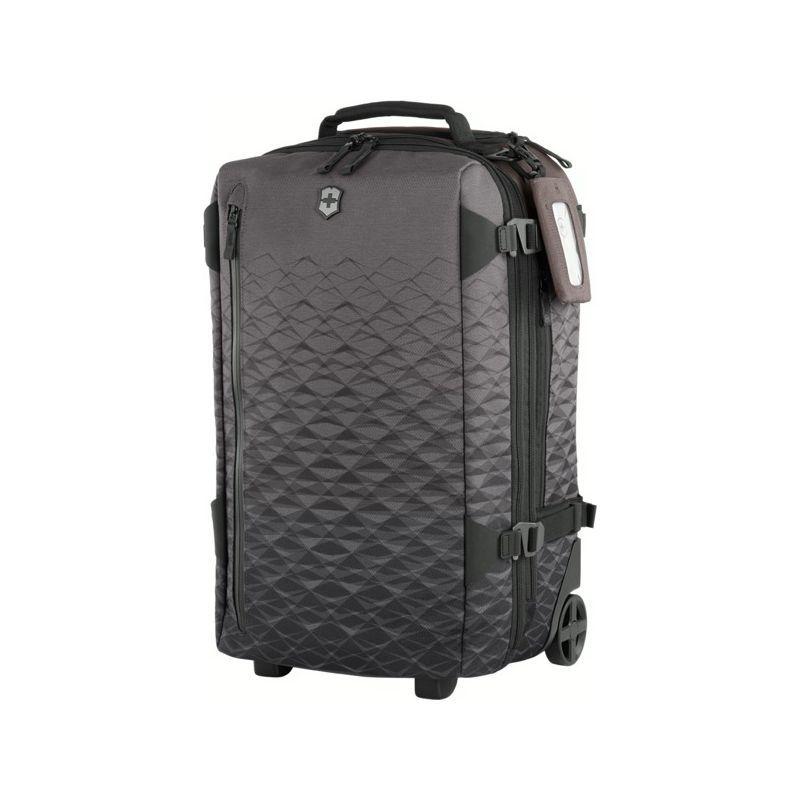 ビクトリノックス メンズ スーツケース バッグ Vx Touring Wheeled 2-in-1 Carry On Anthracite