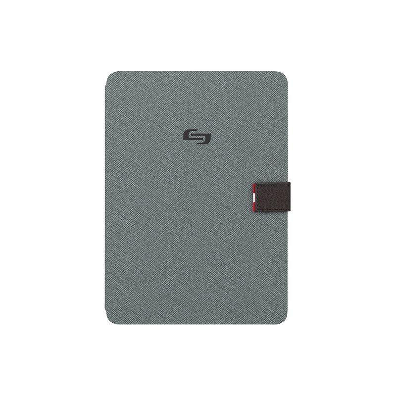 ソロ メンズ PC・モバイルギア アクセサリー Thompson Slim Case for iPad(R) Air and iPad(R) Pro 9.7 Gray