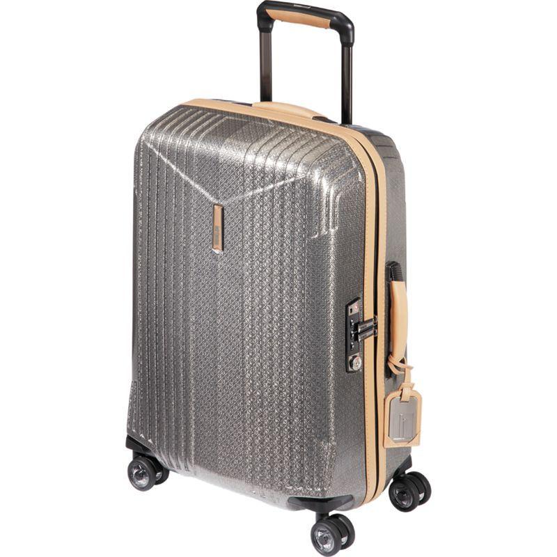 ハートマンラッゲージ メンズ スーツケース バッグ 7R Hardside Spinner L Titanium / Natural Trim