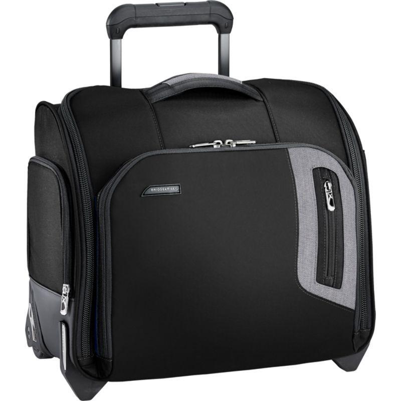ブリグスアンドライリー メンズ スーツケース バッグ BRX Rolling Cabin Bag Black