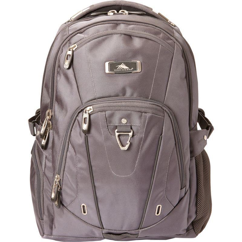 ハイシエラ メンズ バックパック・リュックサック バッグ Pro Series Laptop Business Backpack- eBags Exclusive Mercury