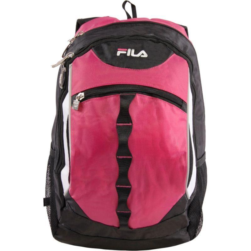 フィラ メンズ バックパック・リュックサック バッグ Dome Backpack Fuchsia
