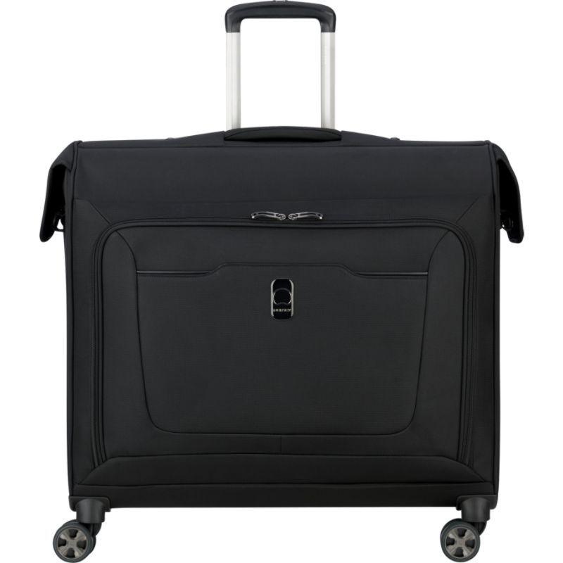デルシー メンズ スーツケース バッグ Hyperglide Spinner Garment Bag Black