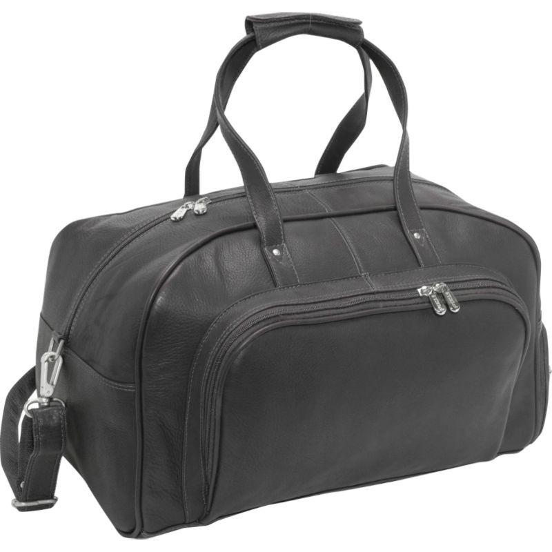 ピエール メンズ スーツケース バッグ Deluxe Carry-On Duffel Black