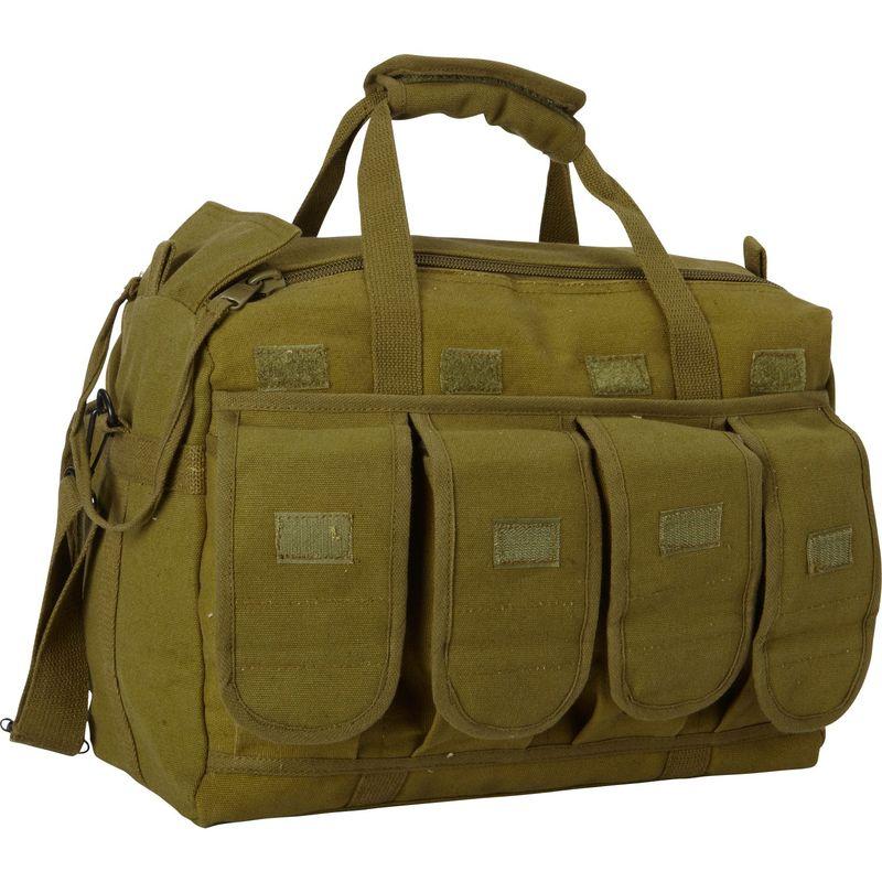 フォックスアウトドア メンズ ボストンバッグ バッグ Mega Mag Bag Olive Drab