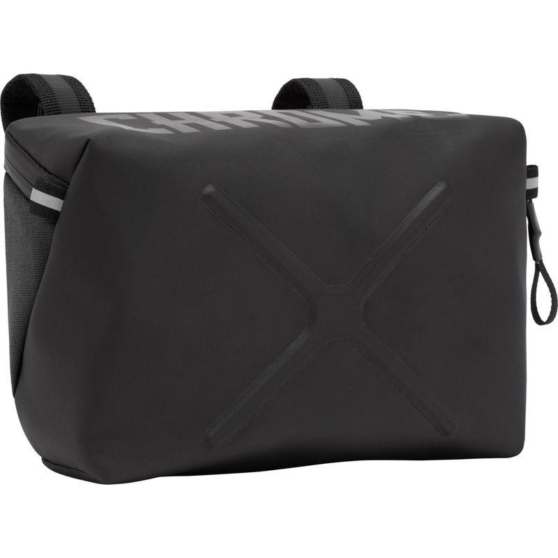 クローム インダストリーズ メンズ ボストンバッグ バッグ Helix Handlebar Bag Black