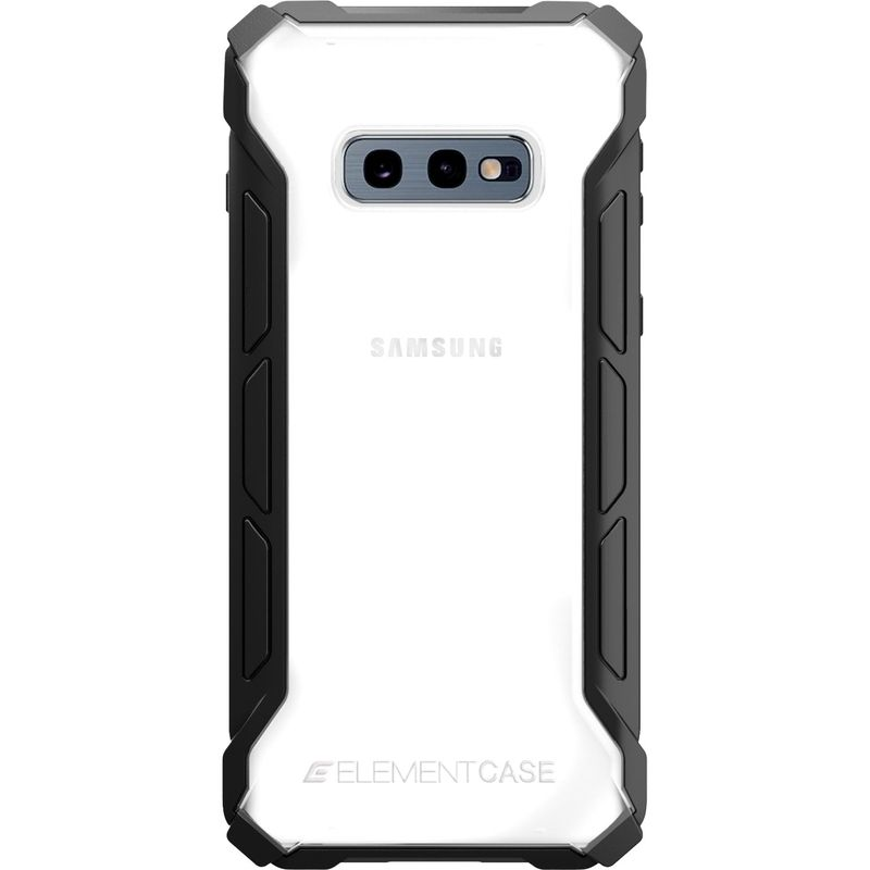 STMグッズ メンズ PC・モバイルギア アクセサリー Element Case Rally for Samsung Galaxy S10e Black
