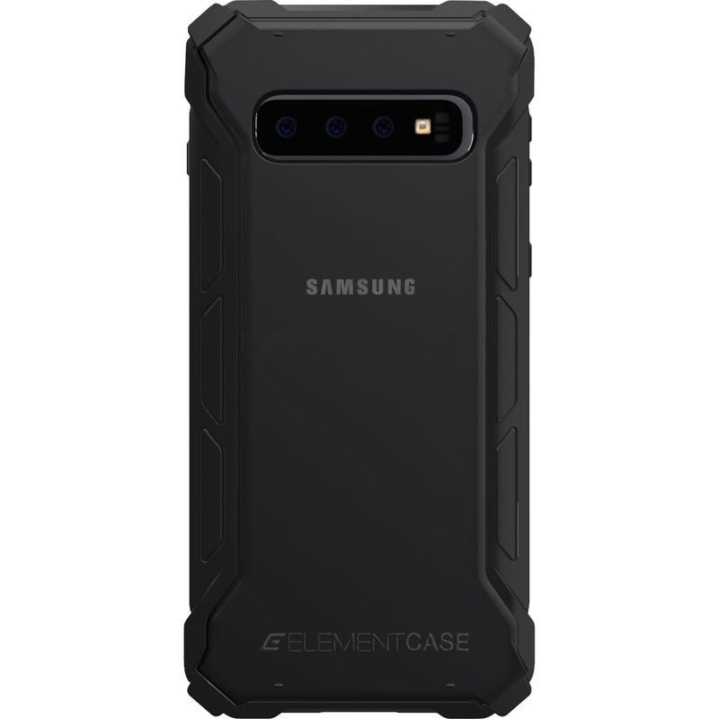 STMグッズ メンズ PC・モバイルギア アクセサリー Element Case Rally for Samsung Galaxy S10+ Black