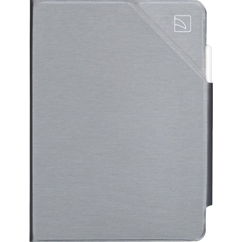 ツカーノ メンズ PC・モバイルギア アクセサリー Milano Italy Minerale Plus Folio Case for iPad Pro 11 2018 Space Grey