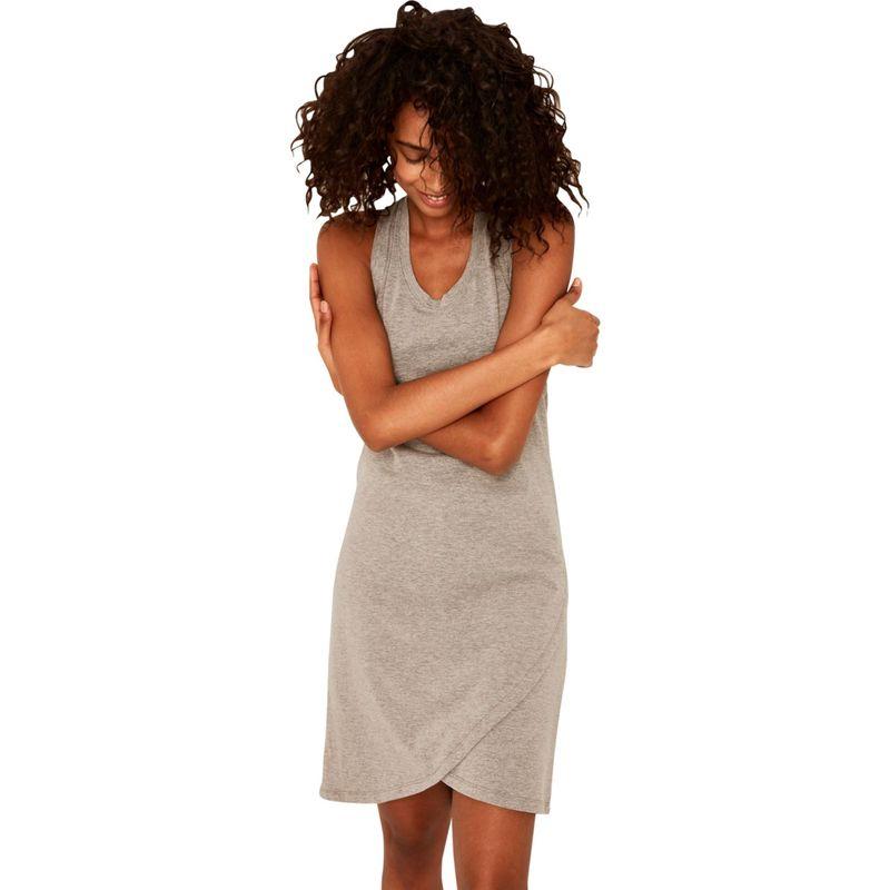 ロル レディース ワンピース トップス Macy Dress XS - Medium Grey Heather