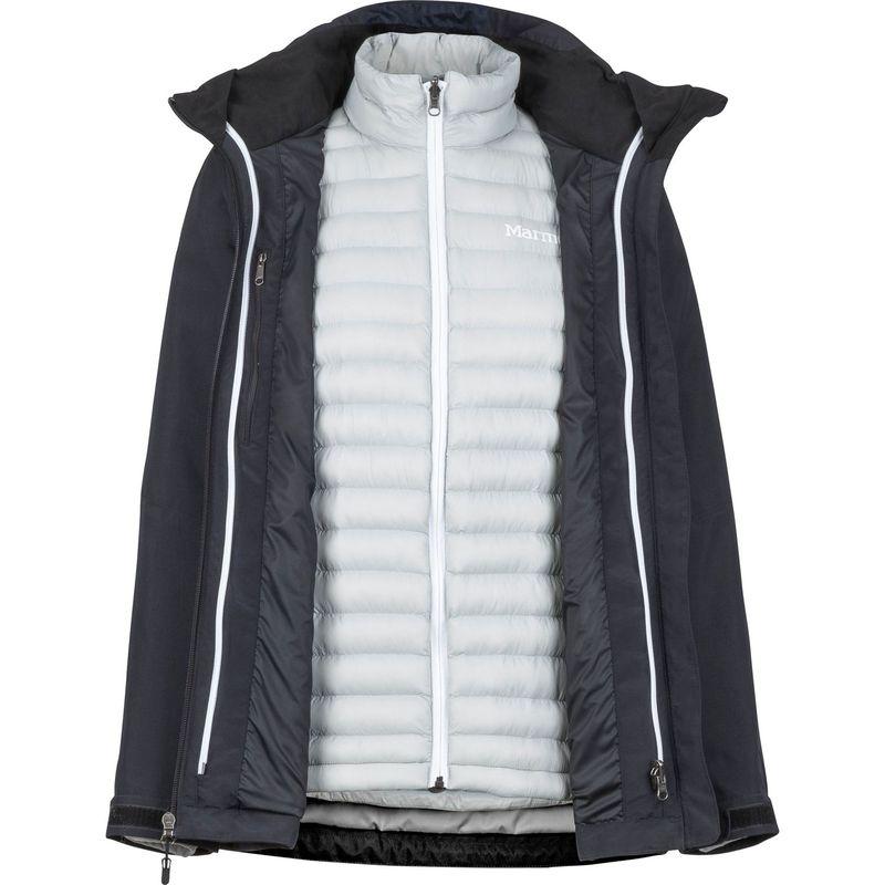 マーモット レディース ジャケット・ブルゾン アウター Womens Featherless Comp Jacket XS - Black