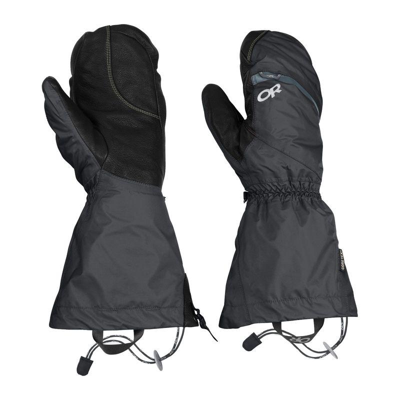 アウトドアリサーチ メンズ 手袋 アクセサリー Men's Alti Mitts S - Black