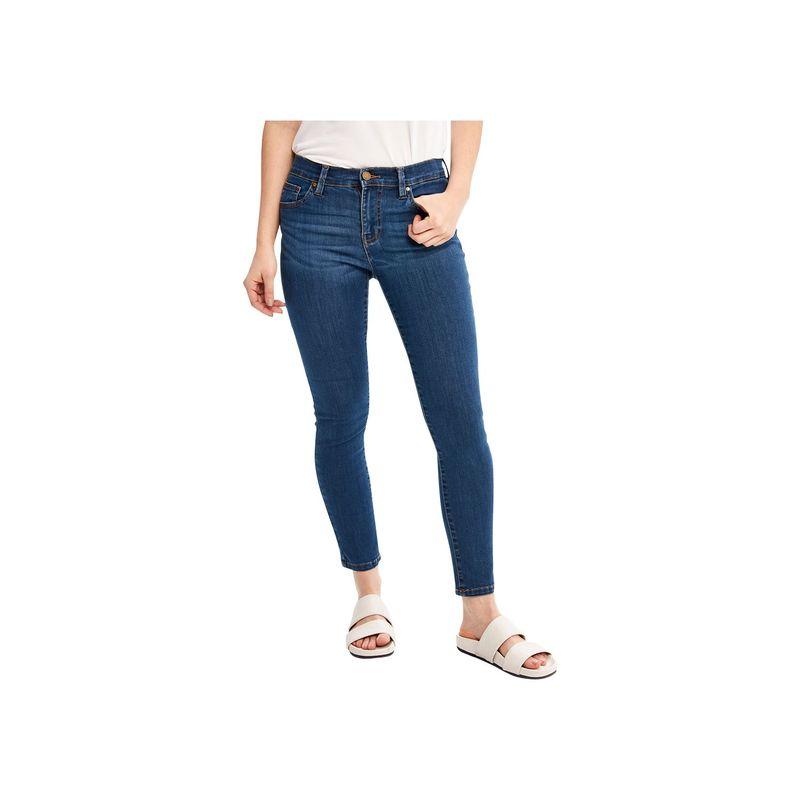 ロル レディース カジュアルパンツ ボトムス Skinny Jeans 7/8 Regular 24 - 27in - True Blue Wash Denim