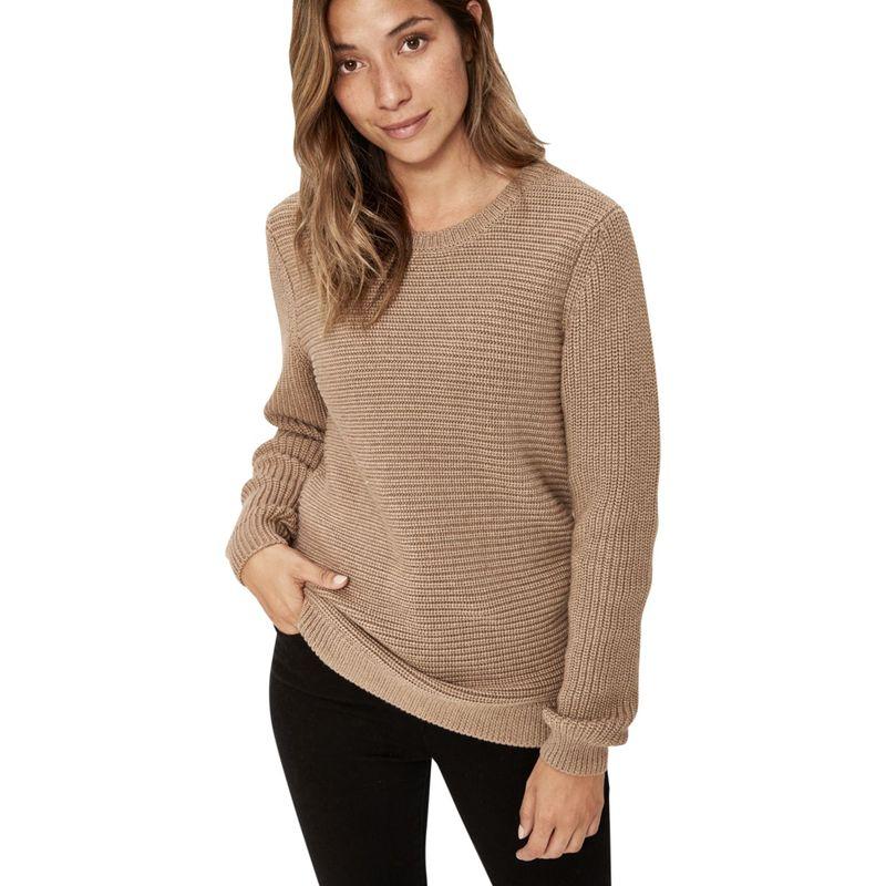 ロル レディース ニット・セーター アウター Lamy Sweater XS - Latte Heather