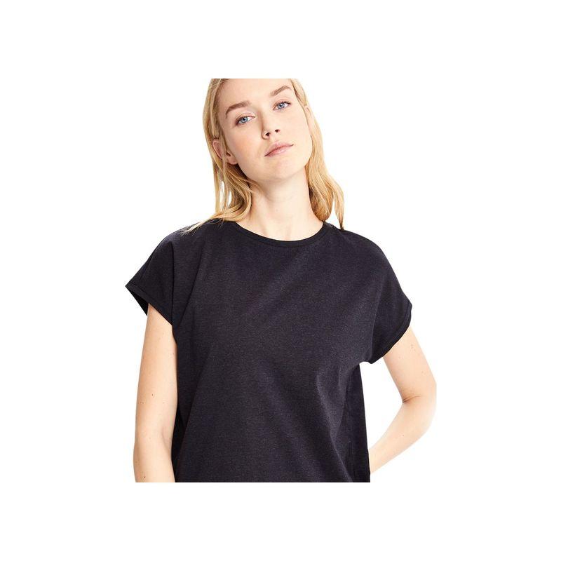 ロル レディース シャツ トップス Relay Short Sleeve XS - Black Heather