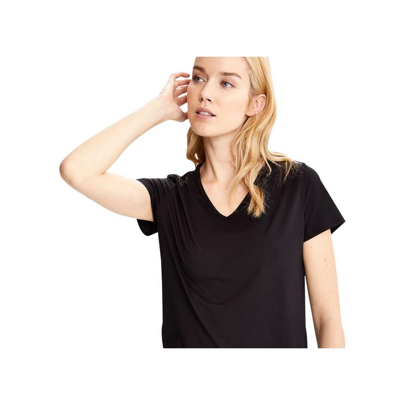 ロル レディース シャツ トップス Repose Short Sleeve XS - Black