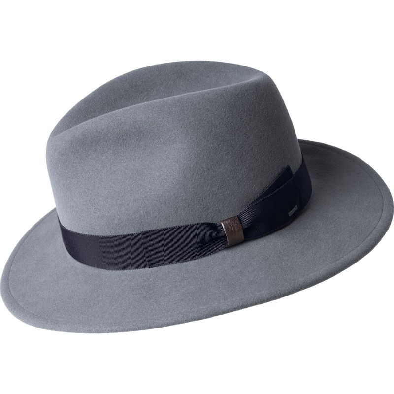 送料無料 サイズ交換無料 ベーリー オブ ハリウッド メンズ アクセサリー 帽子 S - Iron ベーリー オブ ハリウッド メンズ 帽子 アクセサリー Steers Hat S - Iron