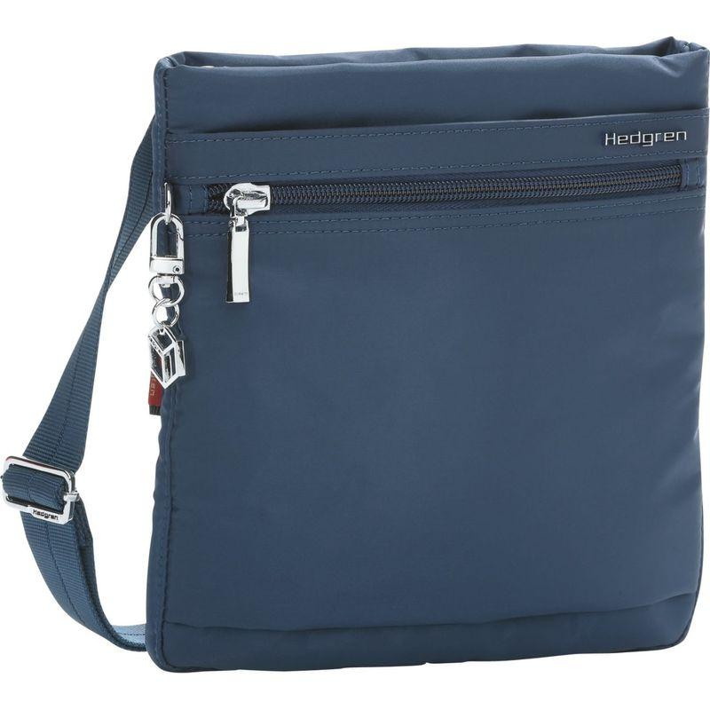 ヘドグレン メンズ ボディバッグ・ウエストポーチ バッグ Leonce RFID Shoulder Bag Dress Blue