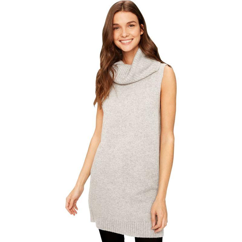 ロル レディース ワンピース トップス Basia Dress M - Light Grey Heather