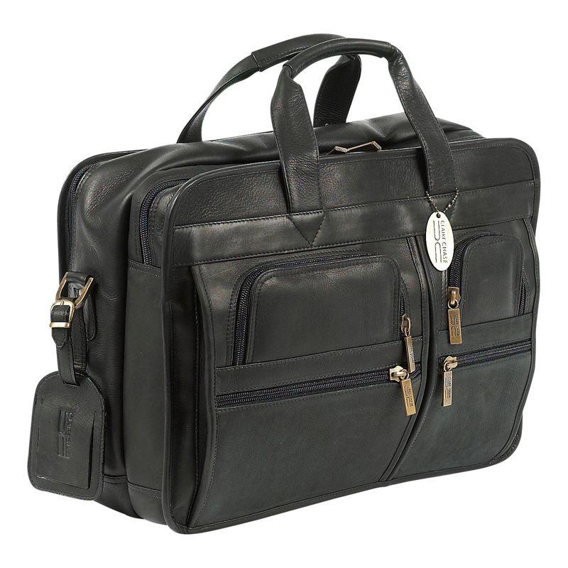 クレアーチャイス メンズ スーツケース バッグ Executive Briefcase Black