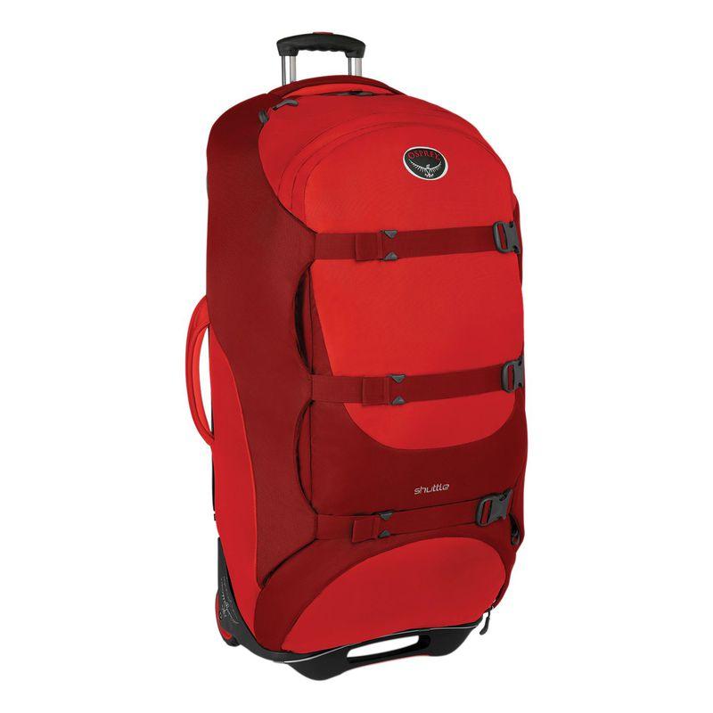 オスプレー メンズ スーツケース バッグ Shuttle 36 inch/130L Diablo Red