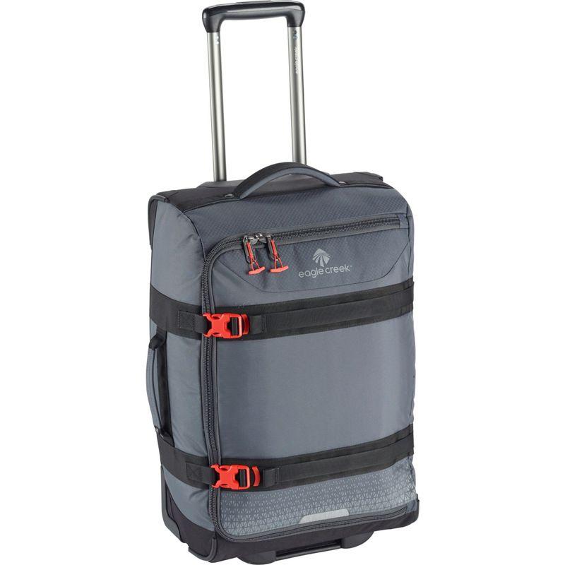 イーグルクリーク メンズ スーツケース バッグ Expanse Wheeled Duffel International Carry On Stone Grey
