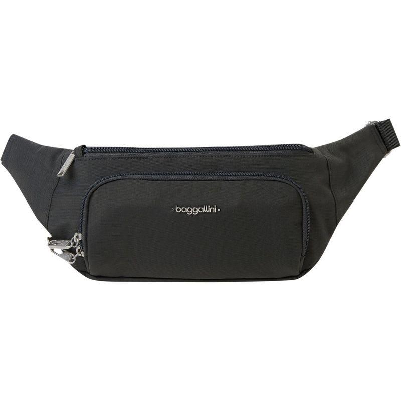 バッガリーニ メンズ ボディバッグ・ウエストポーチ バッグ Handsfree RFID Waistpack Bag Charcoal