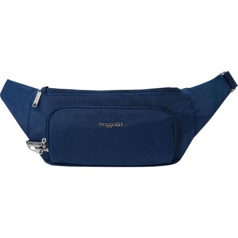 バッガリーニ メンズ ボディバッグ・ウエストポーチ バッグ Handsfree RFID Waistpack Bag Pacific