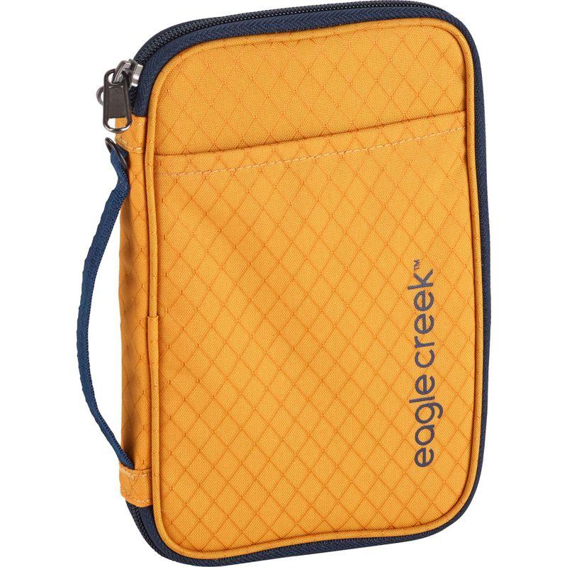 イーグルクリーク メンズ 財布 アクセサリー RFID Travel Zip Organizer Sahara Yellow